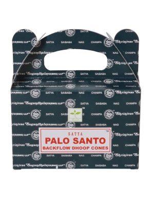 Backflow wierookkegeltjes Satya PaloSanto