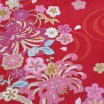 Japanse kimono draak phoenix katoen
