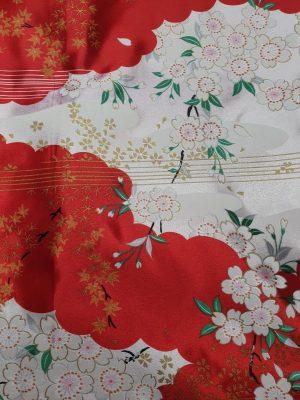 Japanse kimono maiko polyester