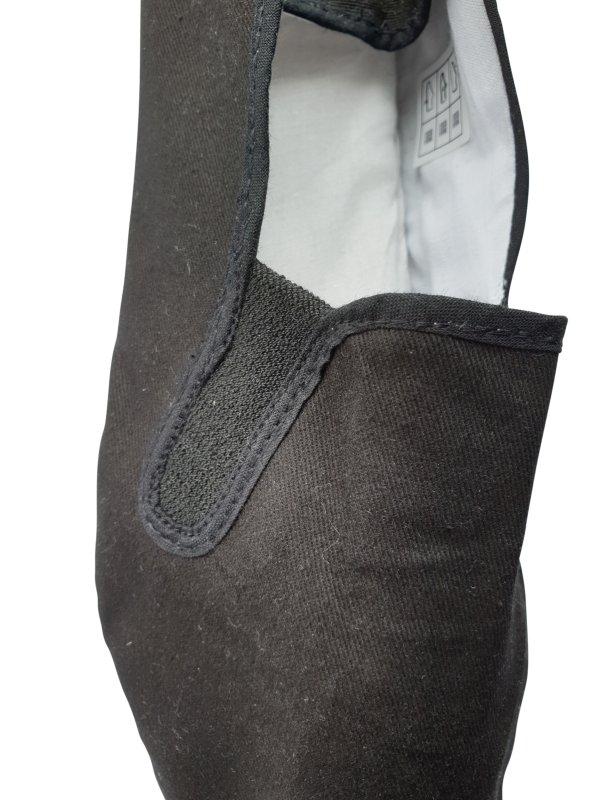Tai Chi schoenen witte touw zool detail