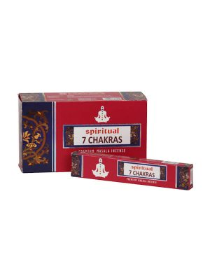 Wierookstokjes Spiritual 7 Chakras