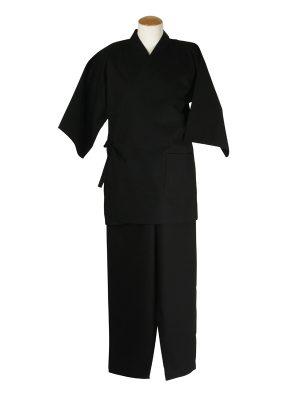 Samue (origineel Japans monnik kostuum) katoen