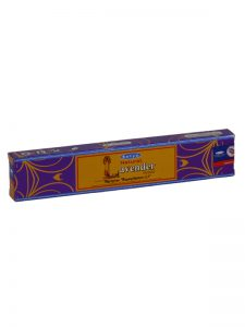 Wierookstokjes Satya Natural Lavendel
