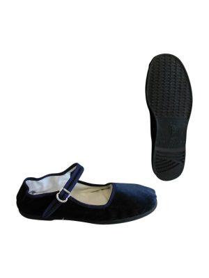 Kung Fu schoenen dames blauw