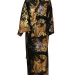 Japanse kimono draak tijger katoen