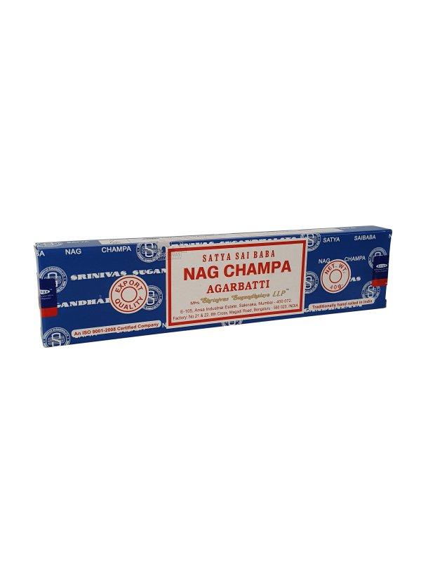 Wierookstokjes Satya Nag Champa 40 gram