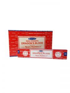 Wierookstokjes Satya Dragons Blood per 12