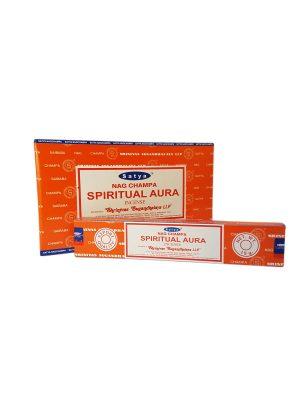 Wierookstokjes Satya Spiritual Aura per 12