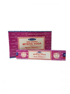 Wierookstokjes Satya Mystic Yoga per 12