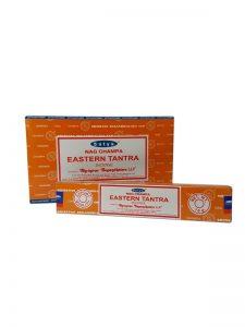 Wierookstokjes Satya Eastern Tantra per 12