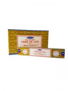 Wierookstokjes Satya Tree of Life per 12