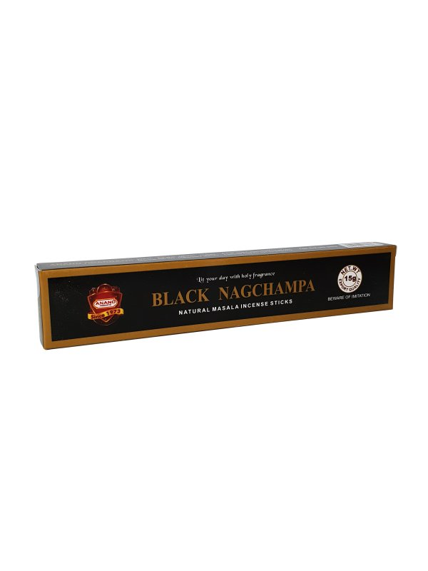 Wierookstokjes Black Nag Champa
