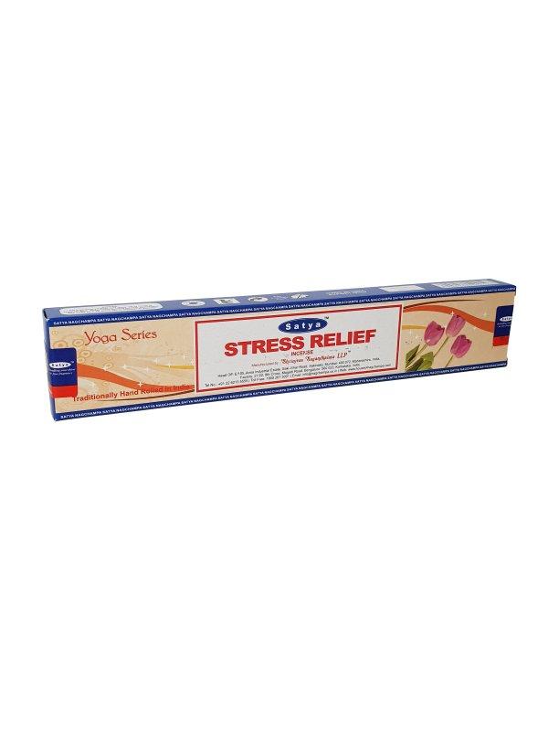 Wierookstokjes Satya Yoga Stress Relief