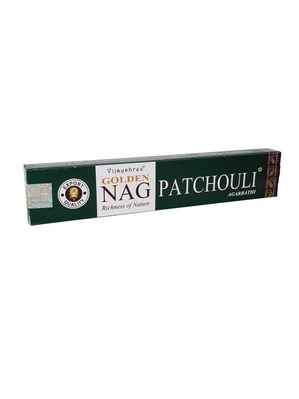 Wierookstokjes Golden Nag Patchouli