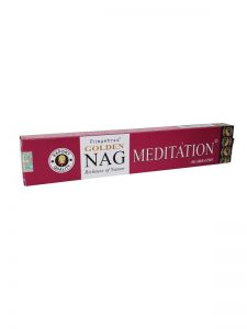 Wierookstokjes Golden Nag Meditation