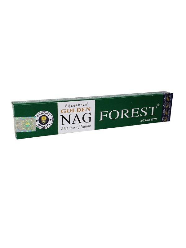 Wierookstokjes Golden Nag Forest