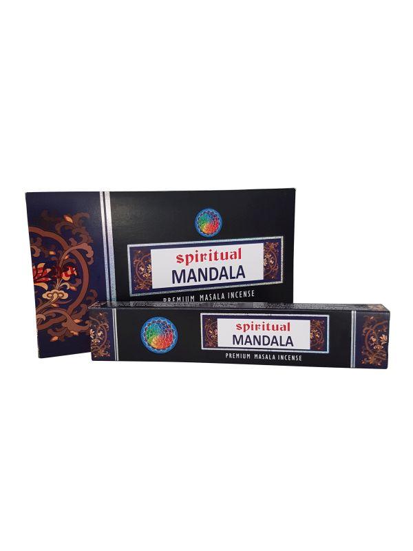 Wierookstokjes Spiritual Mandala per 12