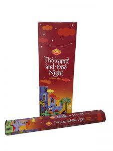 Wierookstokjes Thousend + One Nights per 6