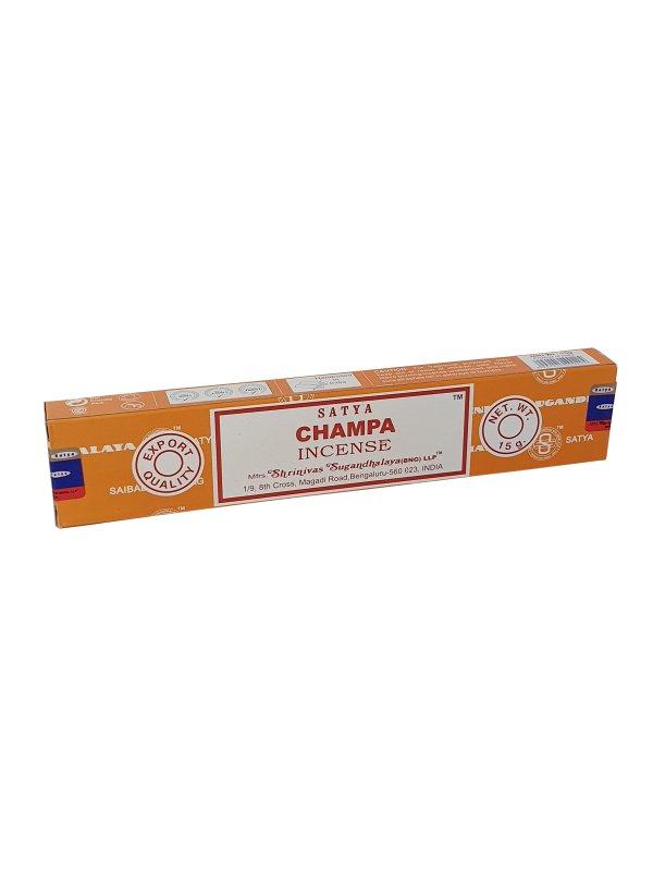 Wierookstokjes Satya Champa