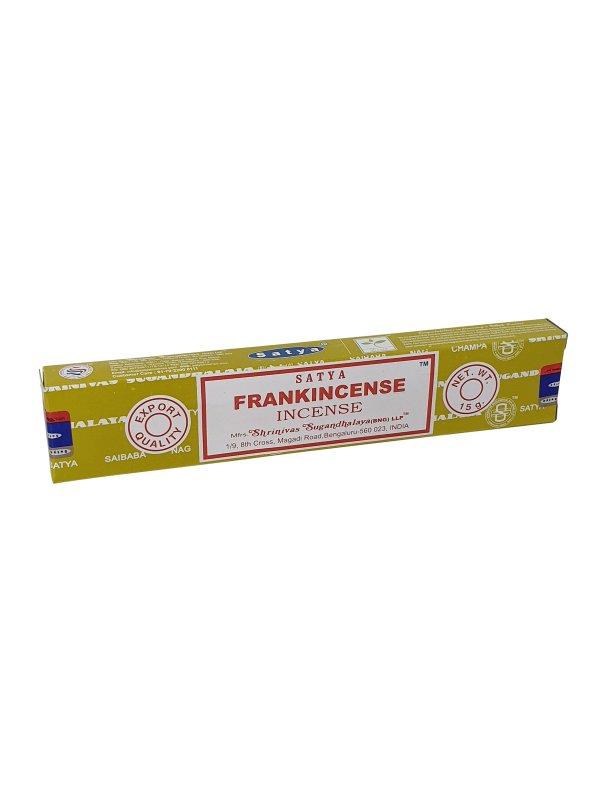 Wierookstokjes Satya Frankincense