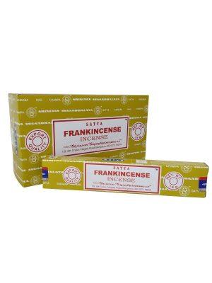 Wierookstokjes Satya Frankincense per 12