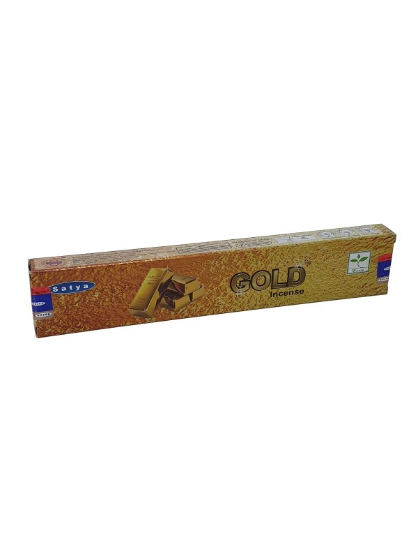 Wierookstokjes Satya Gold