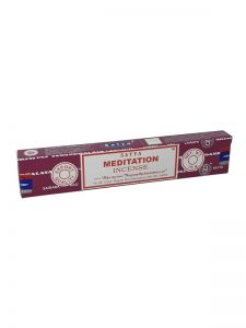 Wierookstokjes Satya Meditation