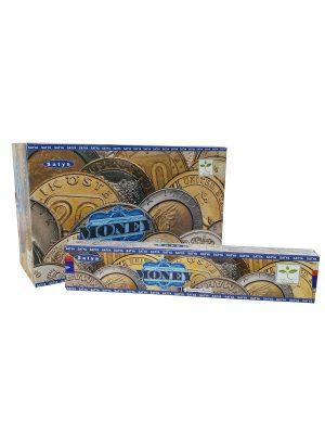Wierookstokjes Satya Money per 12