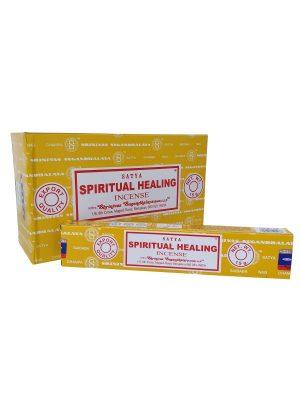 Wierookstokjes Satya Spiritual Healing per 12