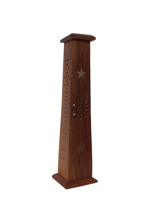Wierookhouder toren met ster