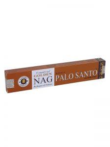 Wierookstokjes Golden Nag Palo Santo