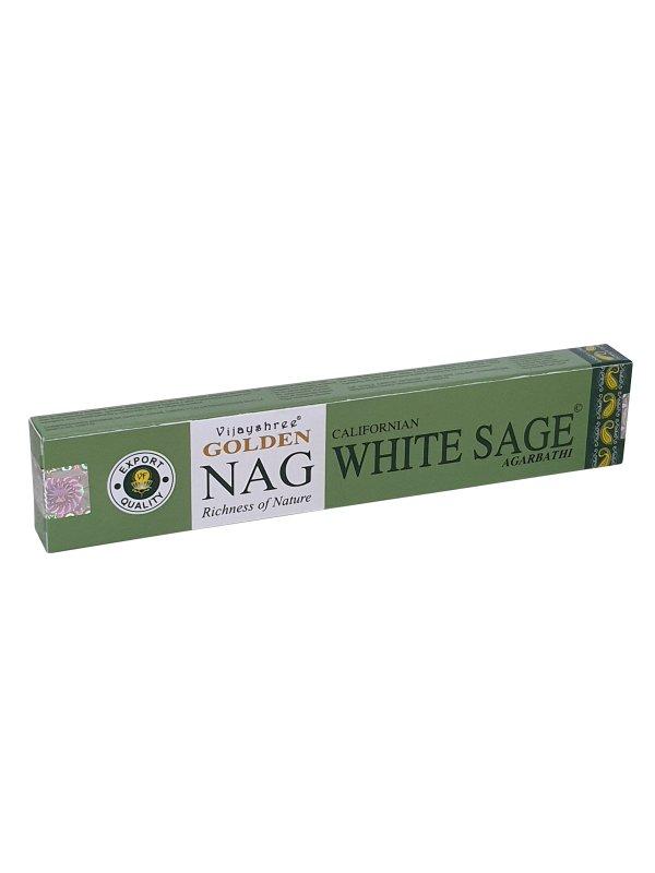 Wierookstokjes Golden Nag White Sage