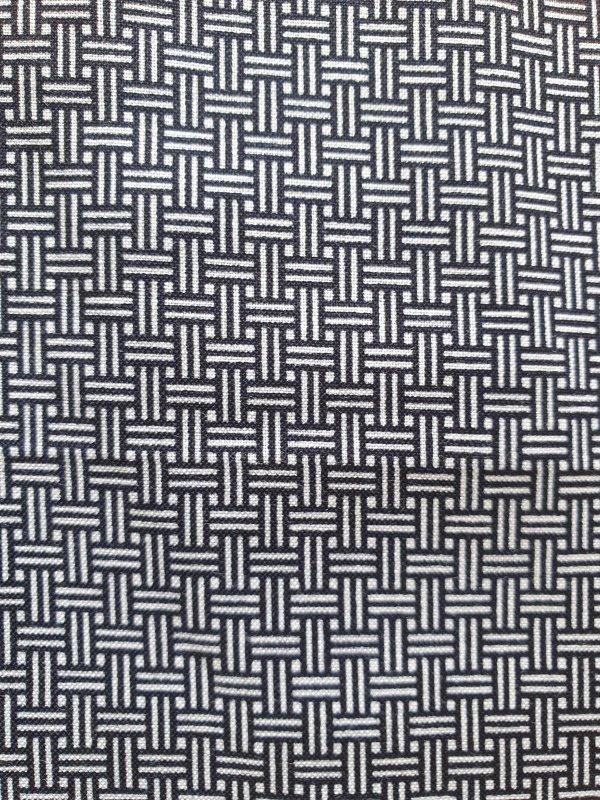 Japanse yukata kogara katoen detail
