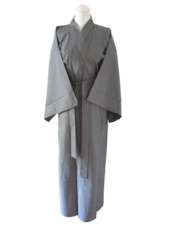 Japanse yukata kogara katoen