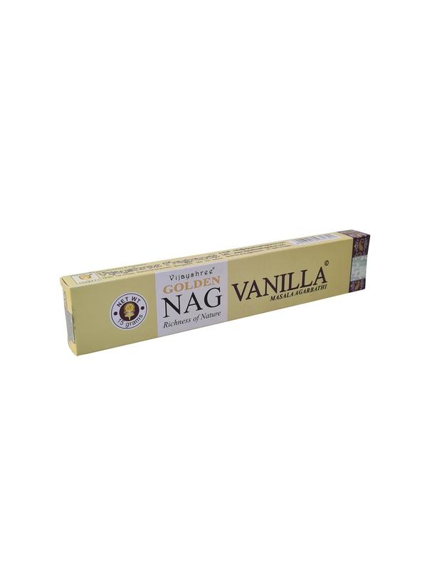 Wierookstokjes Golden Vanilla