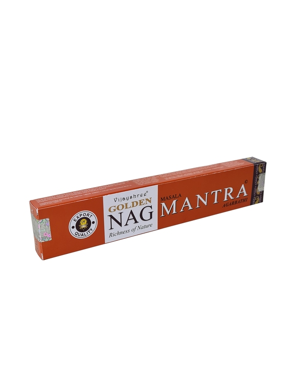 Wierookstokjes Golden Nag Mantra