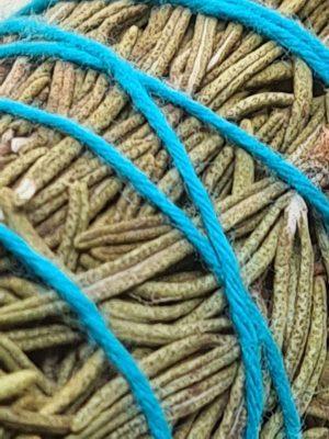 Rozemarijn Salie Smudge Stick Medium detail