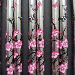 Koreaanse eetstokjes bloemen detail