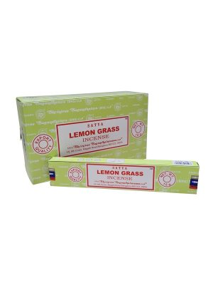 Wierookstokjes Satya Lemongrass Earth per 12