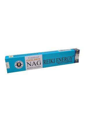 Wierookstokjes Golden Nag Reiki Energy