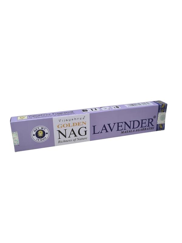 Wierookstokjes Golden Nag Lavender