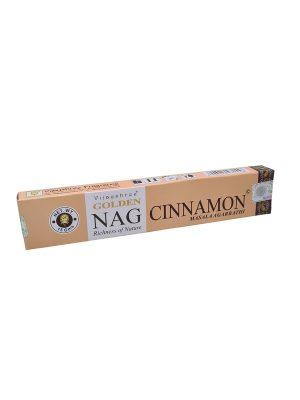 Wierookstokjes Golden Nag Cinnamon (kaneel)